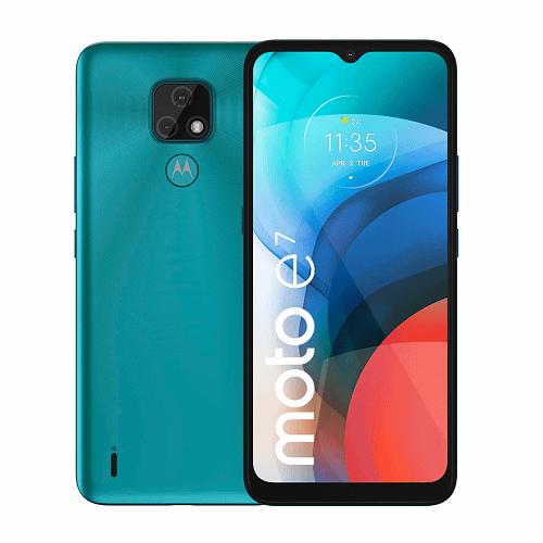 Celular Motorola E7 32GB/2GB Azul
