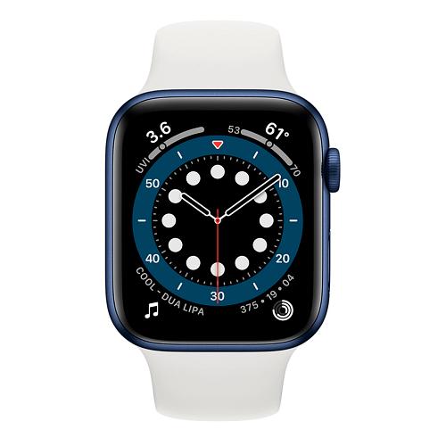 Apple Watch Series 6 44mm Blanco