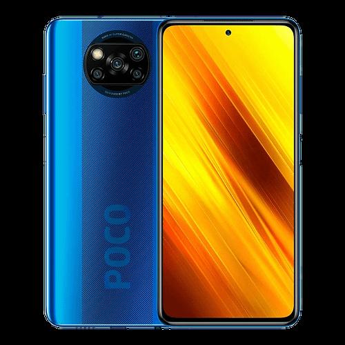 Celular Poco X3 128GB / 6GB RAM Azul