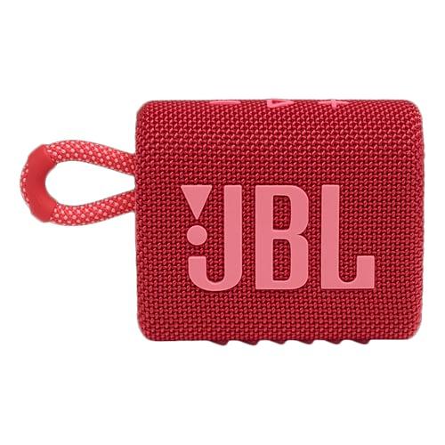 Parlante JBL Go3 Rojo