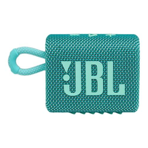 Parlante JBL Go3 Teal