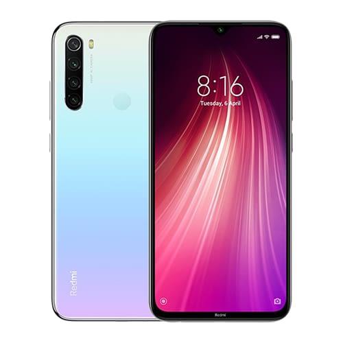 Xiaomi Redmi Note 8 (2021)128GB Blanco
