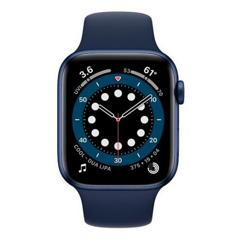 Apple Watch Serie 6 44mm Azul