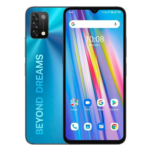 Celular Umidigi A11 128GB/4GB Azul