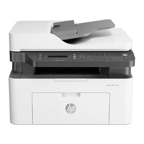 Impresora Multifuncional LaserJet Pro M137FNW