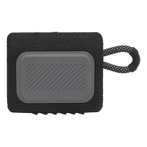 Parlante JBL Go3 Bluetooth Negro