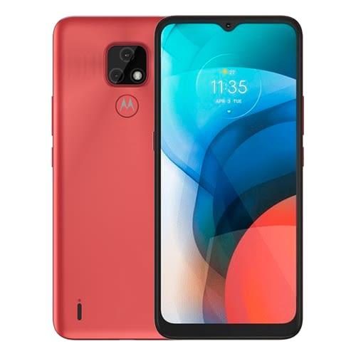 Celular Motorola E7 32GB/2GB Rosado