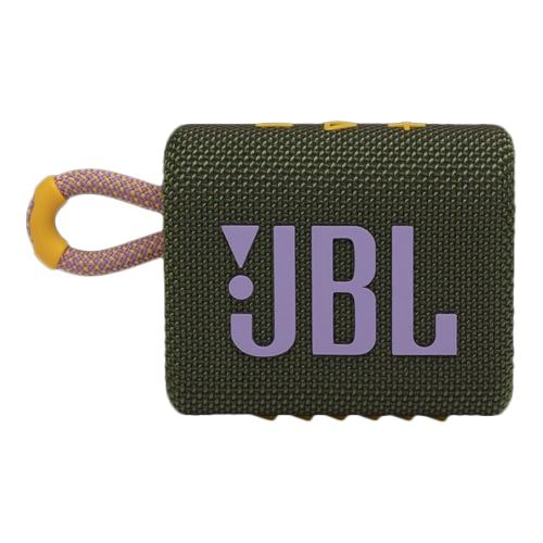 Parlante JBL Go3 Verde