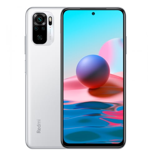 Celular Xiaomi Note 10 128GB/4GB Blanco