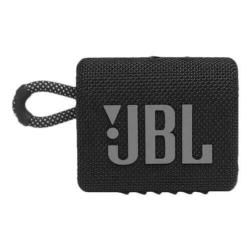 Parlante JBL Go3 Negro