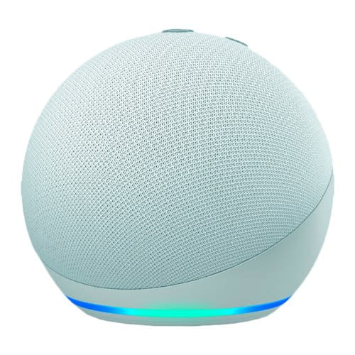 Asistente Amazon Echo Dot 4 Gen Blanco