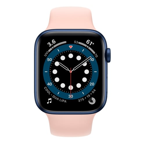 Apple Watch Series 6 44mm Rosado